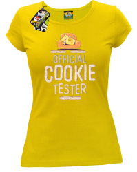 Official Cookie Tester zolty
