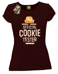 Official Cookie Tester brown