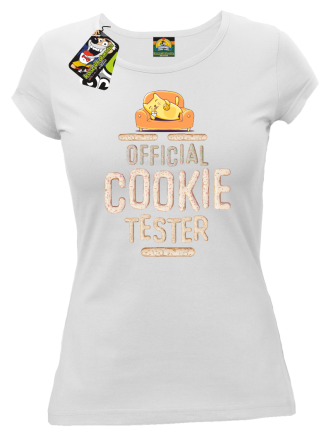 Official Cookie Tester biała